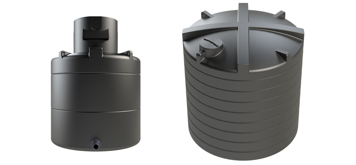 Category 5 break tank and WRAS Approved Potable Tank