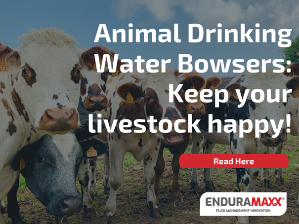 Invest In Animal Drinking Water Bowsers And Help Keep Your Livestock Happy
